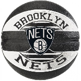 Баскетбольный мяч Spalding NBA Team Brooklyn Nets Size 7 NBA TBN 7