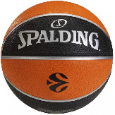 Баскетбольный мяч Spalding Euroleague TF-150 Outdoor Size 7 TF-150-EL 7