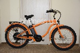 Электровелосипед Elitebike Cruiser (orange)