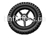 Колесо Berg Jeep Junior 42590510 черное