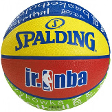 Баскетбольный мяч Spalding NBA Junior Outdoor Size 5 NBA-JR-OUT 5
