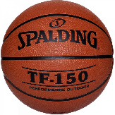 Баскетбольный мяч Spalding TF-150 Outdoor FIBA Logo Size 7 TF-150 7