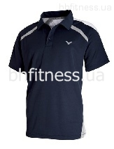 Футболка Victor Polo Team Unisex Blue 6082