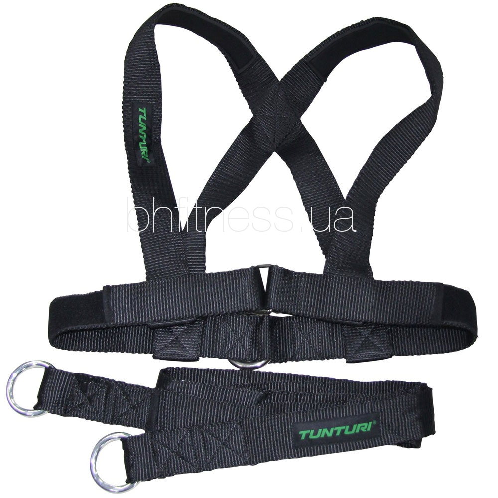 Жилет для саней Tunturi X-shape Pull Harness For Sled