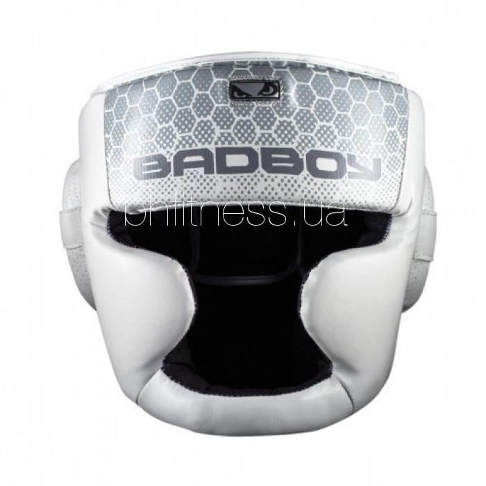Боксерский шлем Bad Boy Pro Legacy 2.0 White (L, M, S, XL)