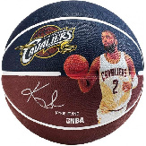 Баскетбольный мяч Spalding NBA Player Kyrie Irving Size 7 NBA KI 7