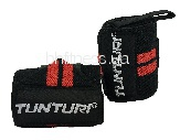 Напульсники Tunturi Wrist Wraps Red, Pair
