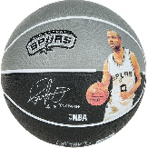 Баскетбольный мяч Spalding NBA Player Tony Parker Size 7 NBA TP 7