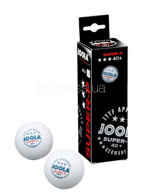 joola Мячики для настольного тенниса Joola SUPER-P (3 шт)