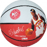 Баскетбольный мяч Spalding NBA Player Dennis Schroeder Size 7 NBA DS 7