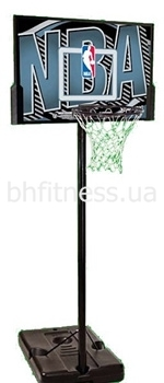 "Баскетбольная стойка Spalding NBA Logoman 44"" Rectangle Composite 63502CN"